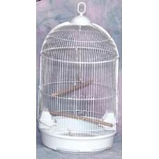 Round Bird Cage 40cm X75cm H