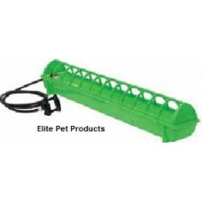 Plastic Drinking Trough W/Cover & Float Valve