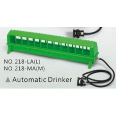 Auto Low pressure Drinker & feeder trough on legs w/float - Lge