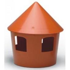 Plastic Pigeon Feeder D25.5Xh28cm
