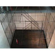 Rat Cage With 2 Platforms 60x40x60cmH