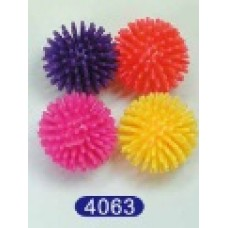 Squeezy Spikey Balls Small 4Pack