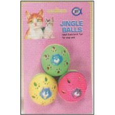 Jingleballs With Cat Face Card 3