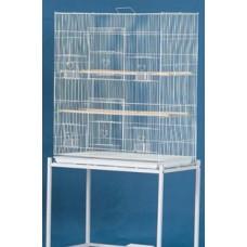 Flight Cage Stand 60cm White