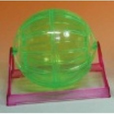 mini Hamster(Mouse) Ball W/Stand 12cm