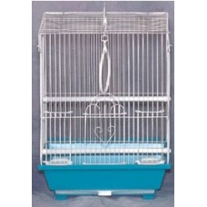 Bird Cage Flat Top - 30cm X 23cm X 39cm H.