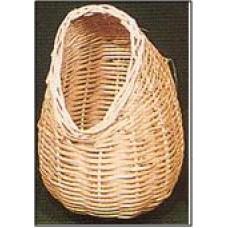 Cane Nest -Small Odd Shape W/Lge Hole