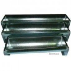 "Metal Feed Trough 6""x3"""