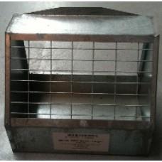 Metal Bird Bath - Lge