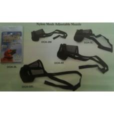 Nylon Muzzle Size 4X/L