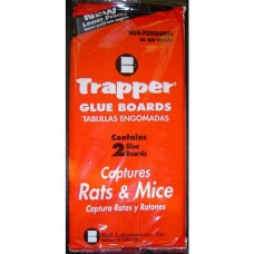 Rat Glue Traps Pkt 2