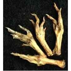 Dried Chicken Feet 100 Pack
