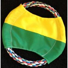 Rope Tug Toy-Ring Shape