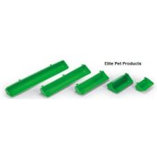 Plastic Green Chicken Trough 895X70mm