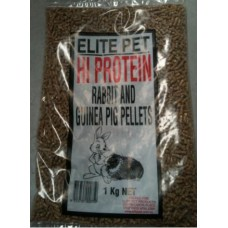 1 Kg Guinea Pig & Rabbit Pellets
