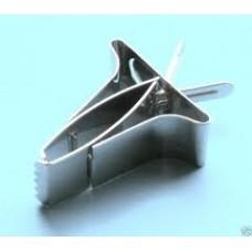 Metal Treat Clips Card 12