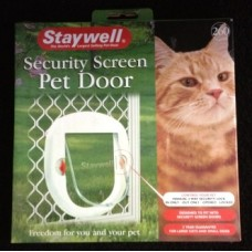 Pet Door Security Screen Door -(Flap Opening 180mm X 200mm )