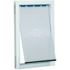 Alumlnium Frame Door - Large (Flap Opening 277mm X 451mm)