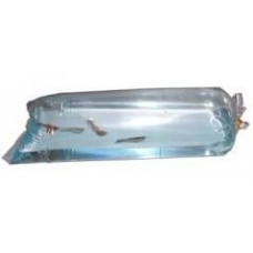 "Plastic Fish Bag (Round Corner) 13"" x 7"" Box 1000"
