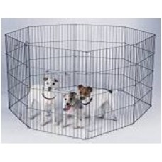 Puppy Pen -60cm X 60cm High - 8 Panels