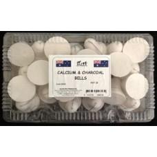 Calcium & Charcoal Bells 35G - Bulk Pack 25'S