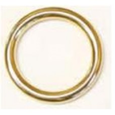 "Brass Ring 1 1/4"" X 6mm"