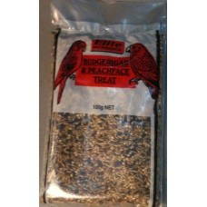 500 G Budgie & Peachface Whistler Tonic Seed