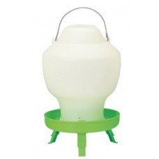 Ball Style Poultry Drinker on legs 12Ltr