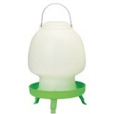 Ball Style Poultry Drinker on legs 4Ltr
