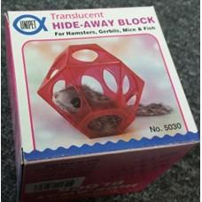 Plastic Hide-Away Block