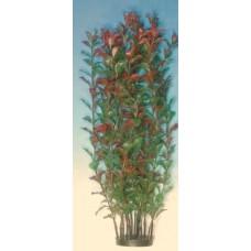 Plastic Plant - X/Lge 36cm - Red Ludwigia Bush