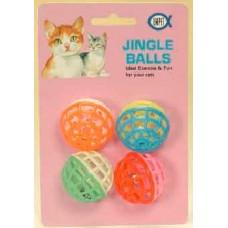 Card 4 Jingle Balls Lattice Type
