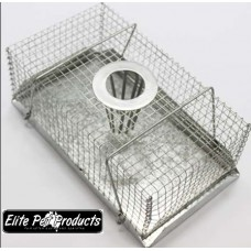 Wire Mouse Traps - Top Hole Entry Sml
