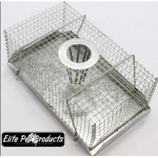 Wire Rat Traps - Top Hole Entry