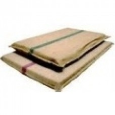 Hessian Foam Mat - Large Size - Double Foam