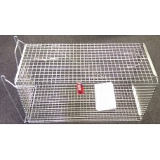 Heavy Duty Cat Trap with Floor Plate