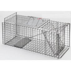 Floor Plate Cat/Possum Trap - Collapsible