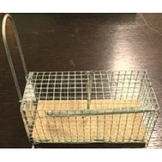 Wooden Base Mouse Trap