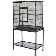 Bird Cage 93x57x158cm High