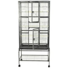 Bird Cage 78x48x175cm High