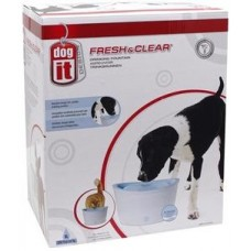 Fresh 'n Clear Dog Drinking Fountain - 6 Ltr