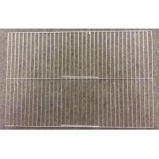 50X33cm Plain Budgie Cage Front