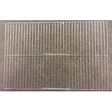 60X45cm Plain Budgie Cage Front