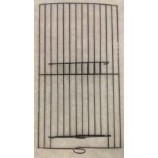 Black Wire Feeder Front 330x185mm