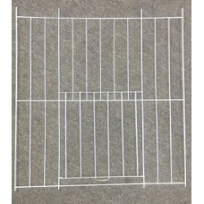 Poultry cage front 710X684mm