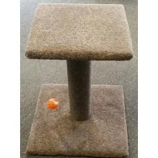 Cat Scratcher with Platform