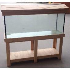 """Aquarium Hoods -Wood: 24"""""""