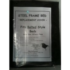 Steel Frame Dog Bed Replacement Cover Small