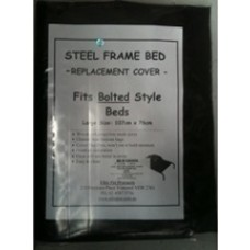 Steel Frame Dog Bed Replacement Cover Large