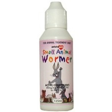 Small Animal Wormer 125ml